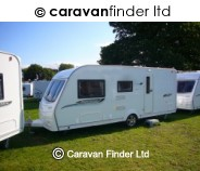 Coachman Pastiche 520 2010 4 berth Caravan Thumbnail