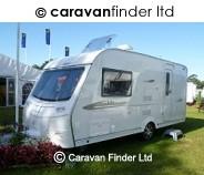 Coachman VIP 460 2011 2 berth Caravan Thumbnail