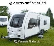Coachman Laser 640 2012 4 berth Caravan Thumbnail
