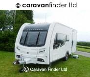 Coachman VIP 520 2012  Caravan Thumbnail