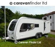 Coachman Laser 620 2013 4 berth Caravan Thumbnail