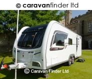 Coachman Laser 620 2014 4 berth Caravan Thumbnail