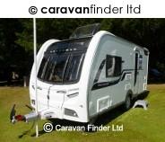 Coachman Pastiche 460 2014 2 berth Caravan Thumbnail