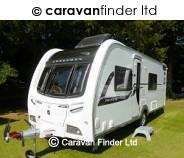 Coachman Pastiche 560 2014 4 berth Caravan Thumbnail