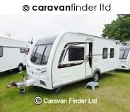 Coachman VIP 545 2014 4 berth Caravan Thumbnail