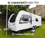 Coachman Laser 640 2015 4 berth Caravan Thumbnail