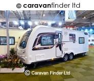 Coachman Laser 650 2015 4 berth Caravan Thumbnail