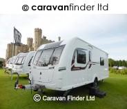 Coachman Pastiche 565 2015 4 berth Caravan Thumbnail