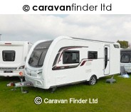 Coachman VIP 520 2015  Caravan Thumbnail
