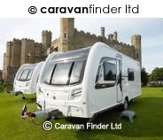 Coachman VIP 560 2015 4 berth Caravan Thumbnail