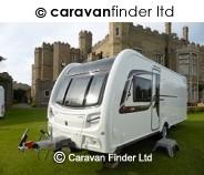 Coachman VIP 575 2015 4 berth Caravan Thumbnail