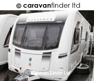 Coachman Olympia 565 2016 4 berth Caravan Thumbnail