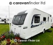 Coachman Pastiche 520 2016 4 berth Caravan Thumbnail