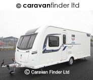 Coachman Pastiche 575 SOLD 2016 4 berth Caravan Thumbnail
