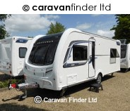 Coachman VIP 545 2016 4 berth Caravan Thumbnail