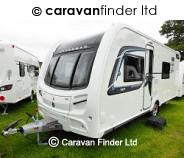 Coachman VIP 560 2016 4 berth Caravan Thumbnail