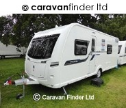 Coachman Vision 565 2016 4 berth Caravan Thumbnail