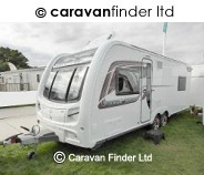 Coachman Laser 650 2017 4 berth Caravan Thumbnail
