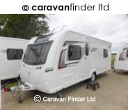Coachman Avocet 545 SOLD 2017 4 berth Caravan Thumbnail