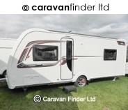 Coachman VIP 545 2017 4 berth Caravan Thumbnail