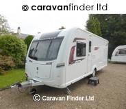 Coachman Avocet 575 2017 4 berth Caravan Thumbnail