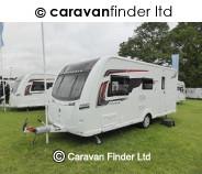 Coachman Pastiche 520 2018 4 berth Caravan Thumbnail