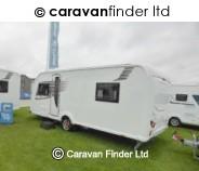 Coachman VIP 545 2018 4 berth Caravan Thumbnail