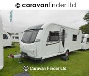 Coachman VIP 565 2018 4 berth Caravan Thumbnail