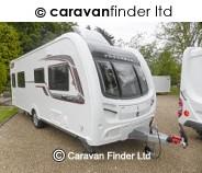 Coachman VIP 575 2018  Caravan Thumbnail