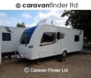 Coachman Pastiche 545 2019 4 berth Caravan Thumbnail