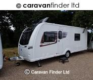 Coachman Pastiche 565 2019 4 berth Caravan Thumbnail
