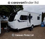 Coachman VIP 545 2019 4 berth Caravan Thumbnail