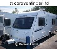 Compass Venture 540 2011 4 berth Caravan Thumbnail