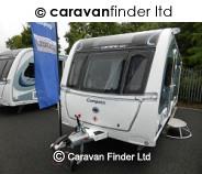 Compass Camino 554 2018 4 berth Caravan Thumbnail