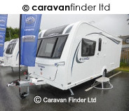 Compass Casita 554 Kensington 2018 4 berth Caravan Thumbnail