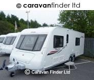 Elddis Odyssey 650 2012  Caravan Thumbnail