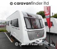 Elddis Affinity 554 2016 4 berth Caravan Thumbnail