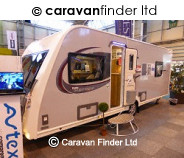 Elddis Supreme 550 SOLD 2016 4 berth Caravan Thumbnail