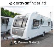Elddis Osprey 550 2017 4 berth Caravan Thumbnail