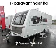 Elddis Affinity 554 SOLD 2018 4 berth Caravan Thumbnail
