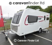 Elddis Avante 462 SOLD 2018 2 berth Caravan Thumbnail