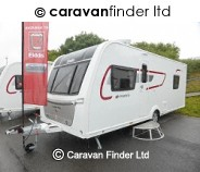 Elddis Avante 550 2018 4 berth Caravan Thumbnail