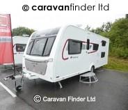 Elddis Avante 586 2018  Caravan Thumbnail