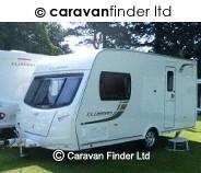 Lunar Clubman CK 2012  Caravan Thumbnail
