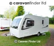 Lunar Clubman CK 2014  Caravan Thumbnail