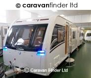 Lunar Clubman SB Saros Edition 2014  Caravan Thumbnail