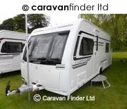 Lunar Clubman SB 2016 4 berth Caravan Thumbnail