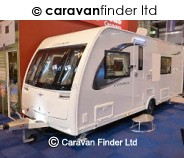Lunar Solaris 554 2017 4 berth Caravan Thumbnail