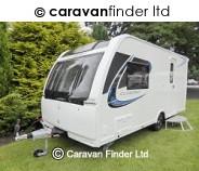 Lunar Clubman CK 2018 2 berth Caravan Thumbnail
