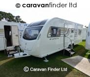 Sprite Alouette FB 2014 6 berth Caravan Thumbnail